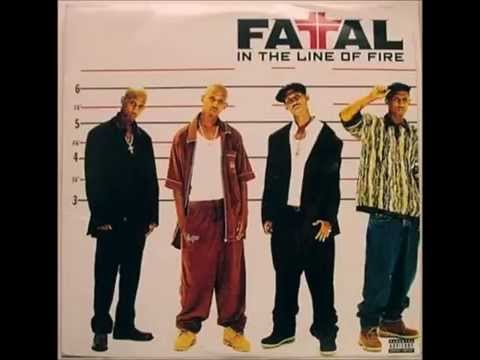 Fatal - In The Line of Fire *FULL ALBUM*