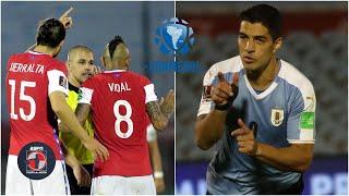 Análisis CONMEBOL Polémica victoria de Uruguay vs Chile. ¿Fue robo o no a La Roja? | Fuera de Juego