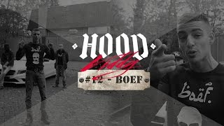 HoodViddy #12 Boef - Over met rappers