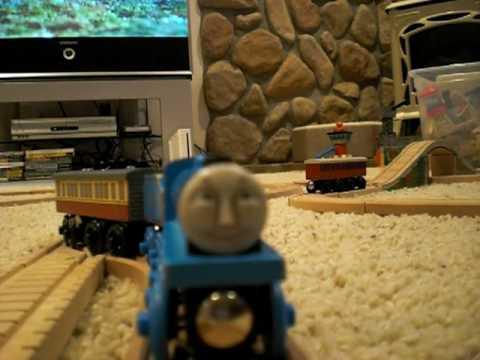 thomas wooden railway a better view for gordon 2