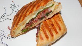 Bruschetta Recipe - Italian Panini