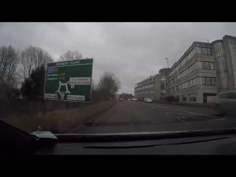 pentagon-roundabout-heading-back-to-test-centre-|-derby-driving-test-tips-&-advice