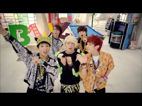 Beautiful Target -Japanese ver.-/B1A4