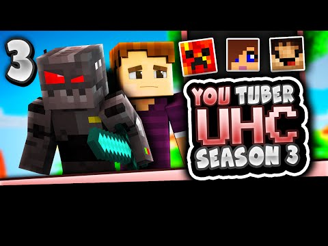 Minecraft 1.9 YouTuber UHC Season 3: Episode 3