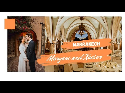 Wedding in Marrakech,