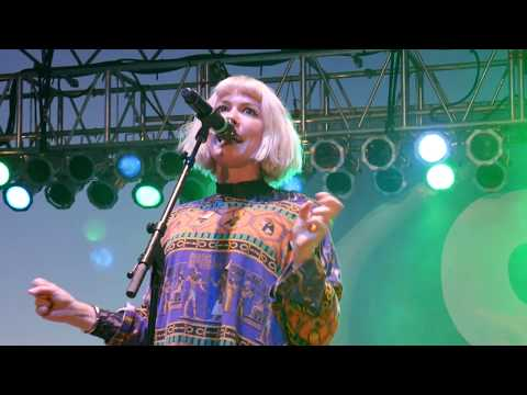 Grouplove Borderlines and Aliens LIVE at 97x BBQ