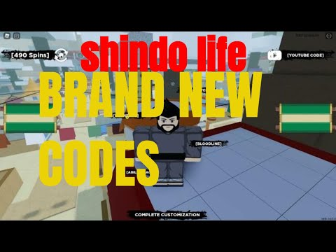 Codes For Shindo Life 2 2021 | StrucidCodes.org