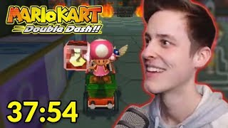 Mario Kart: Double Dash!! All Cup Tour Speedrun in 37:54