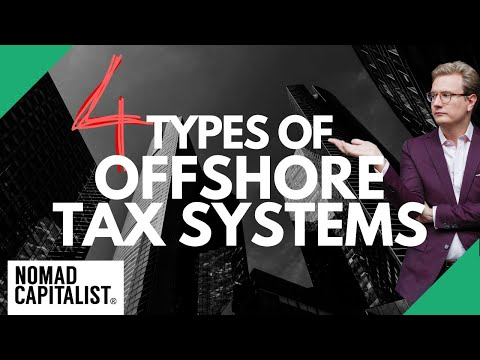 Types of Offshore Company Tax Savings