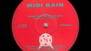 Midi Rain - Always (Vocal Club Mix)