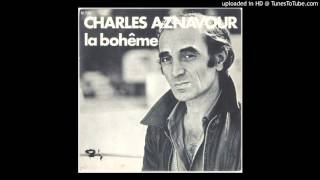 Watch Charles Aznavour Quelque Chose Ou Quelquun video