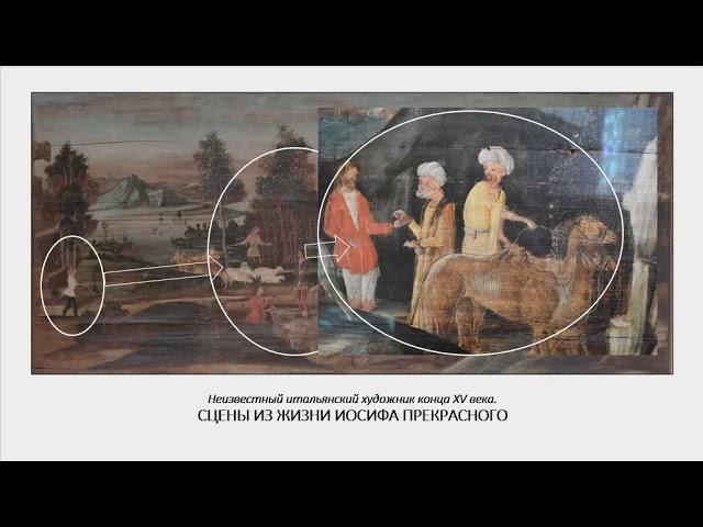 ДЕТАЛИ с Игорем Мартыновым. История Иосифа Прекрасного