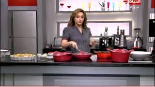 برنامج المطبخ – يخني البطاطس والهريسة – الشيف آيه حسني – Al-matbkh