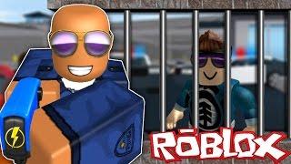 SAVAGE COP! ep.1 - ROBLOX (PRISON LIFE)