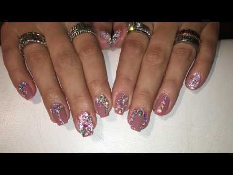 Bel-Air Nails Mixed Bling Collection.