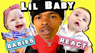 Lil Babies React To Lil Baby (Hip Hop Artist)