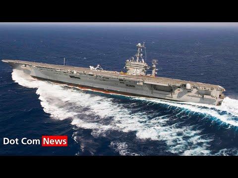 US shocked  ( April 27,2020 ) : China Could Sink US Warships in South China Sea Amid Pandemic