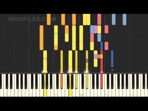 Sein Lebenswerk / Jekyll & Hyde (Musical) (MIDI Karaoke Instrumentalversion)