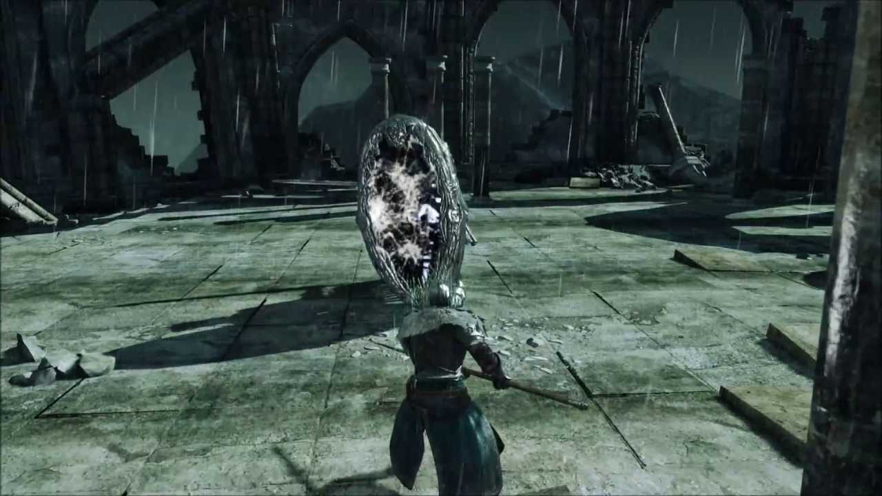 Dark souls 2 scholar of the first sin no hud boss fights for Mirror knight