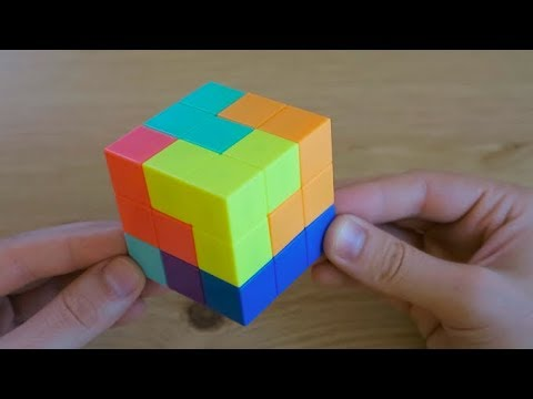 CanChrisSolve?: Soma Cube