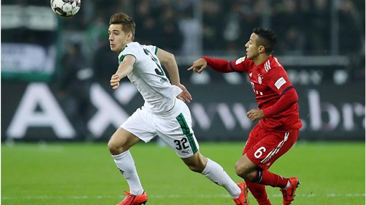 Bayern Gegen Mönchengladbach