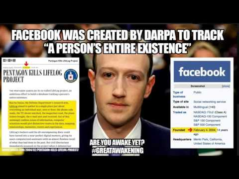 Is Facebook Government's secret Project Canceled 2004 by Pentagon?