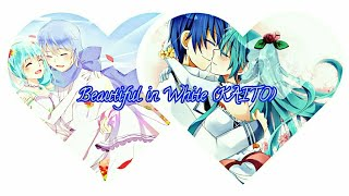 Clip Gambar Anime Lagu Beautifull In White - Westlife