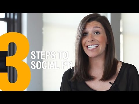 Social Media and your Public Relations Strategy