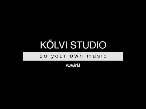Kölvi Music Studio - for young boys and men in Tampere