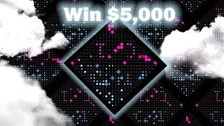CODING COMPETITION || Play a game to win up to $5000 + SECRET PRIZE for the winner...