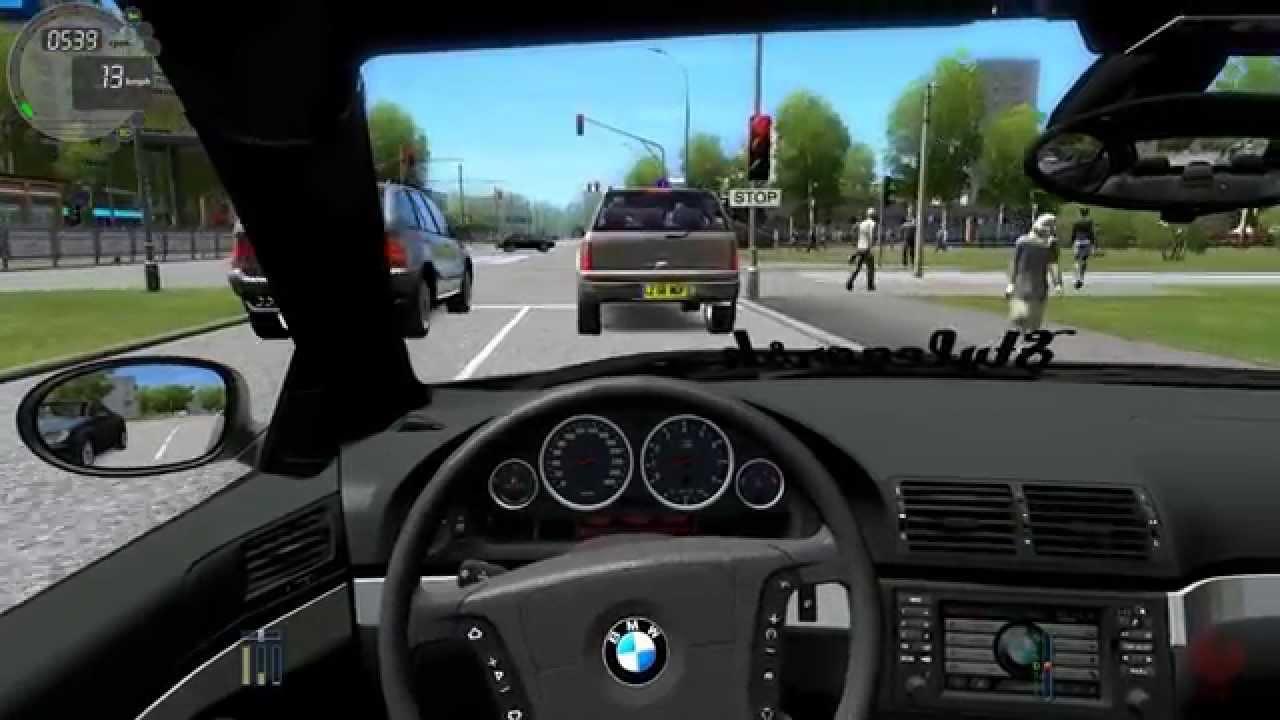City Car Driving Bmw I
