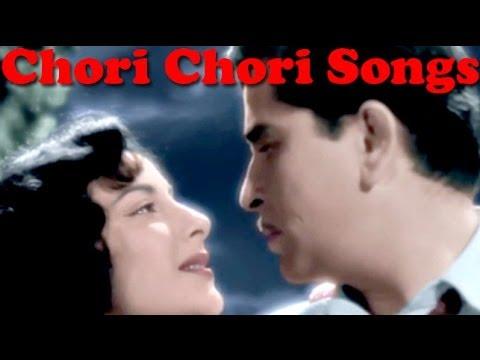 Chori Chori : All Songs Jukebox | Raj Kapoor, Nargis | Superhit Bollywood Hindi Songs