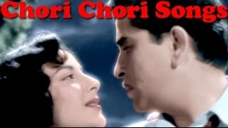 Chori Chori : All Songs Jukebox | Raj Kapoor, Nargis | Superhit Bollywood Hindi Songs