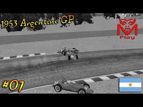 F1 Challenge VB | R.01 - 1953 Argentine GP | (Lost in confusion!)