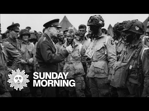 Gen. Eisenhower and the D-Day invasion