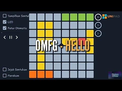 OMFG - HELLO | UNIPAD