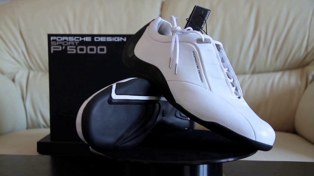 Adidas porsche design P5000 YouTube