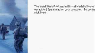 Free download Medal of Honor Allied Assault Spearhead expansion
