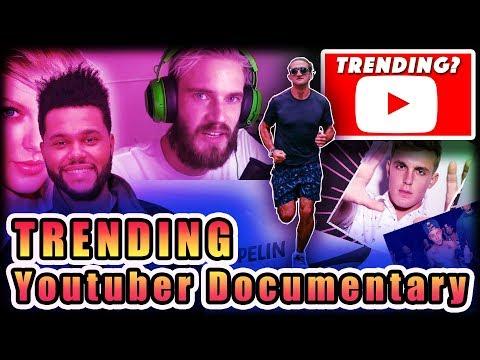 Trending Artist Documentary EP1 - Casey Neistat, Pewdiepie, Jake Paul, Peter McKinnon