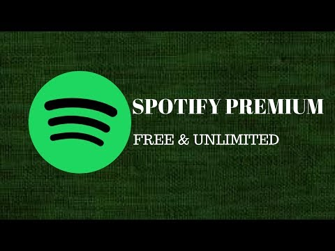 Spotify Unlimited Subscription (100% Working)