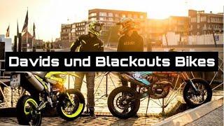 WIE VIELE MOTORRÄDER? | Blackout & David Bost | Alisa