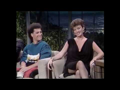 Joan Rivers Interviews Funny Sarah Douglas With Howie Mandel
