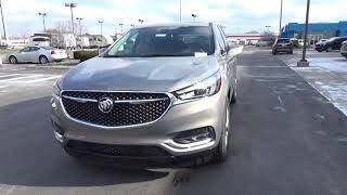 18B026 2018 Buick Enclave Avenir For Sale Columbus Ohio