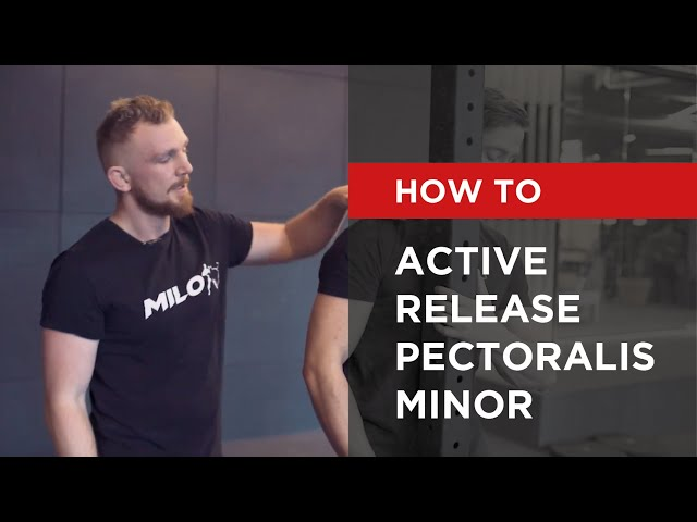 HOW TO: Stretch Pectoralis Minor