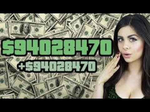 GTA 5 Money Cheats & Hack – RP Unlimited Generator
