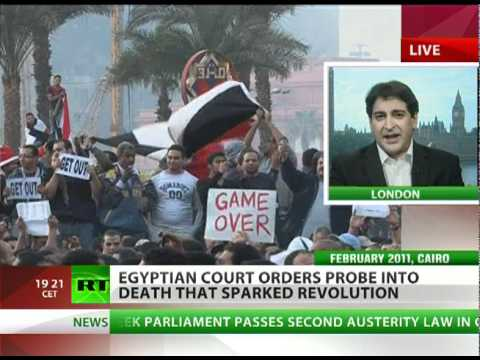 Egypt Revolt 2.0? 'People outraged with military in power'