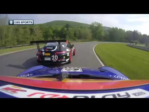 PWC 2016 GT/GTA/GT Cup at Lime Rock Park on CBSSN