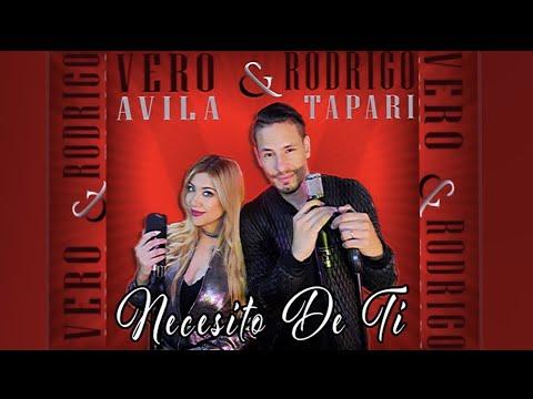 Veronica Avila Ft Rodrigo Tapari - Necesito de Ti (Videoclip Oficial )