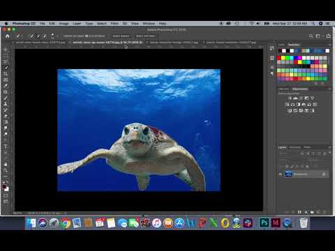 Converting Images from RGB to CMYK in Photoshop