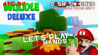 Woodle Deluxe Gameplay (Chin & Mouse Only)